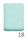 Heathered Solids - IN STOCK - HS5 - Soft Bahama