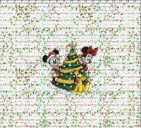 Retail Release: A Mouse Carol - White Panel