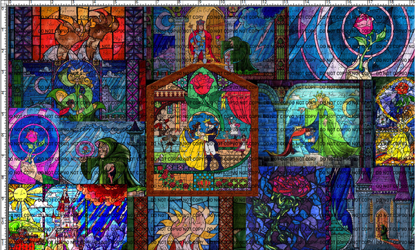 Most Requested - Stained Glass Beauty
