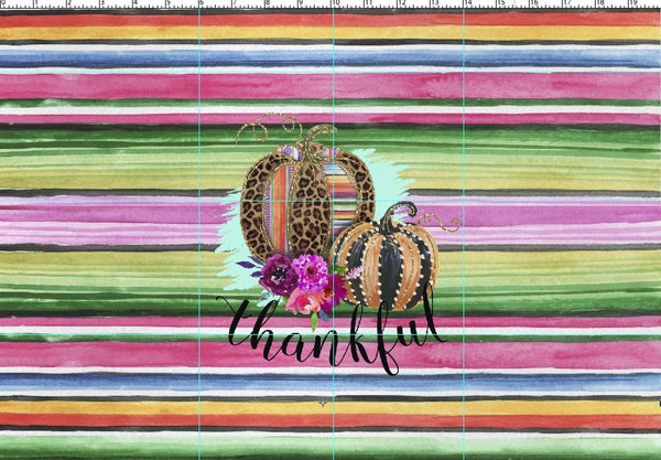 R75 Retail:  Glamorous Autumn - Thankful Panel #1