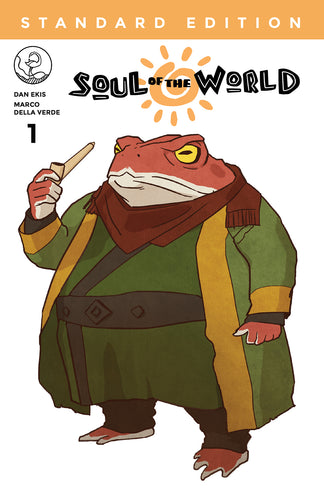 Soul of the World Issue 1 (Standard Edition) - Digital Copy