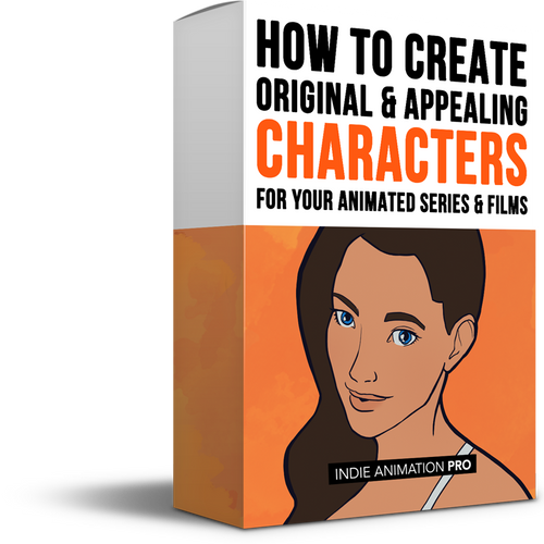 How to Create Original & Appealing Characters for Your Animated Series & Films