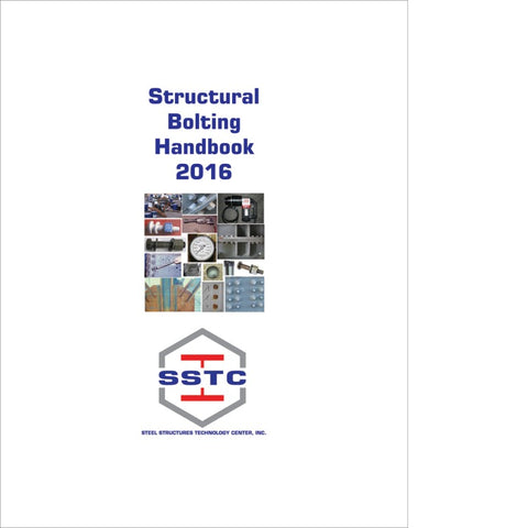 Structural Bolting Handbook, 2016 Edition
