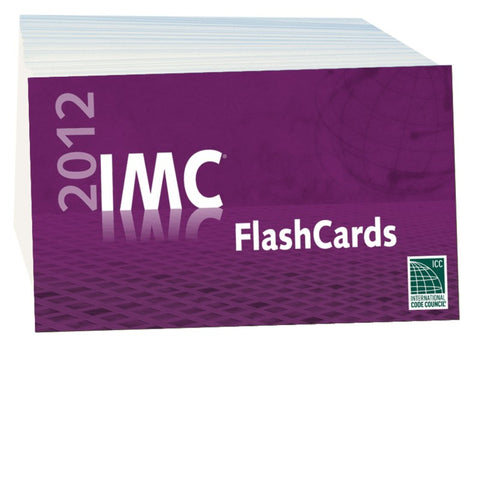 2012 IMC Flash Cards