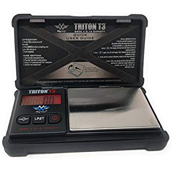 MyWeigh Triton T3-660 Scale