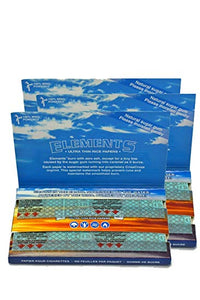 Elements Double Pack Single Wide Rolling Paper