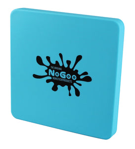 "7""x7"" NoGoo Slab-In-It Silicone Container - Blue"