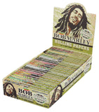Bob Marley Rolling Papers Organic Hemp - 1-1/4