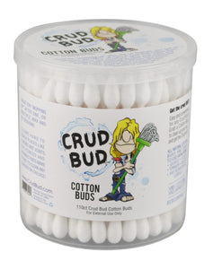 Crud Bud Dual Tip Cotton Buds 110pc