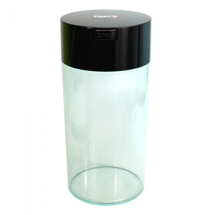 TightVac Large - Clear Body / Black Cap