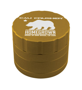Homegrown 4pc Grinder by Cali Crusher