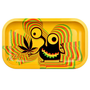 Puff Puff Pass Metal Rolling Tray