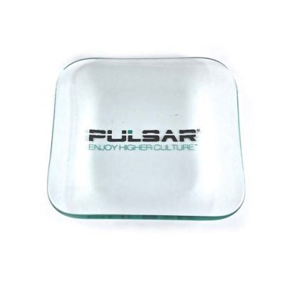 Pulsar Glass Rolling Tray 5x9