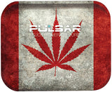 Canadian Flag Pulsar Rolling Tray - Small