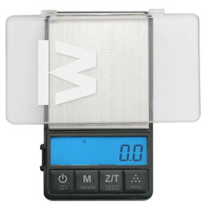 Truweigh Method Digital Mini Scale - 500g x 0.1g / Black