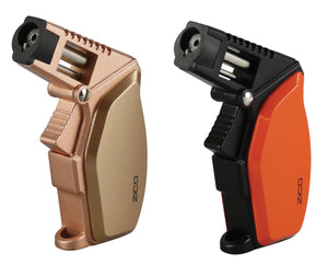 "Zico Torch Trigger Lighter - 4.25"" Assorted Colors"