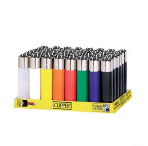 Multiple Colours Clipper