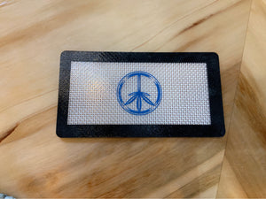 The World Piece Silicone Dab Mat