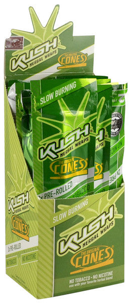Kush Conical Herbal Wraps - Original