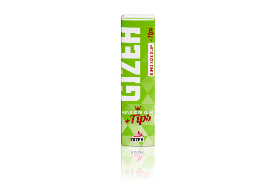 Gizeh Super Fine + Tips - King Size