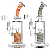 Candy Swirl Oil Rig