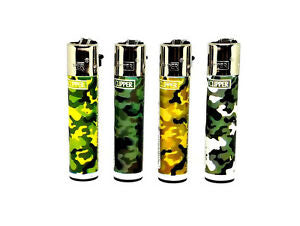 Clipper Lighter Camo
