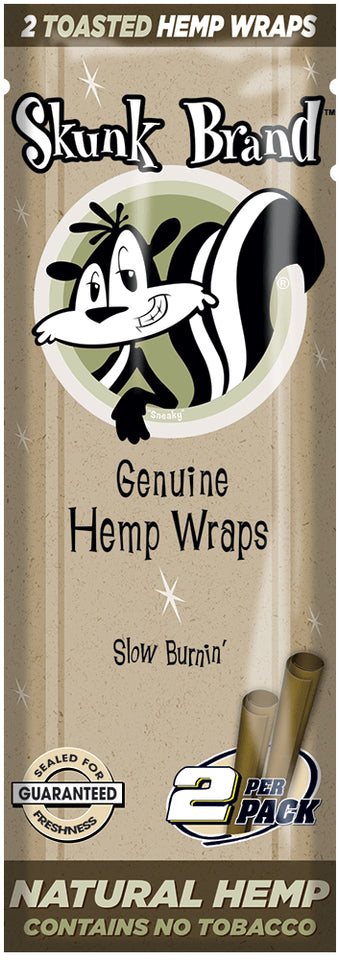 Skunk Brand Genuine Hemp Wrap