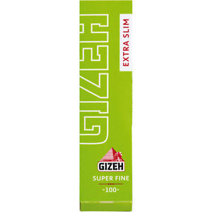 Gizeh Super Fine Extra Slim Papers