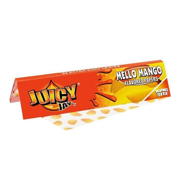 Juicy Jay's Mango Rolling Papers - King Size