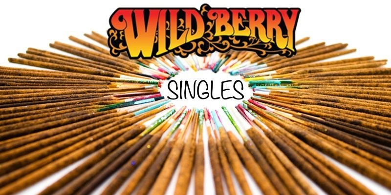 Wild Berry Incense Singles