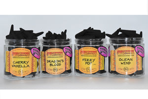 Wildberry Back Flow Incense Cones - Singles