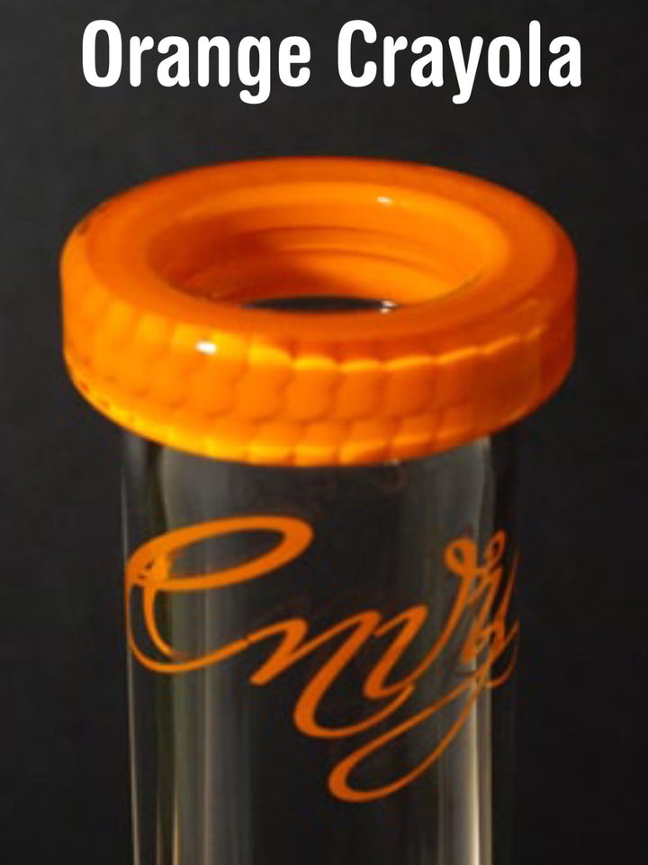 "Envy 38mm 12"" St Colour - Orange Crayola"