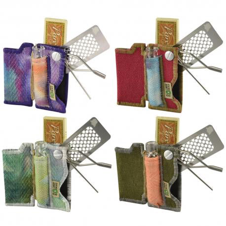 Swine Army 420 Multi-Tool Lighter & Taster Case Assorted Colours