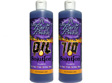 Purple Power 710 Solution