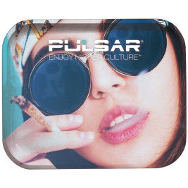 Face Pulsar Rolling Tray - Large