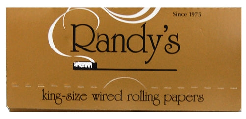Randy's Wired King Size Rolling Paper