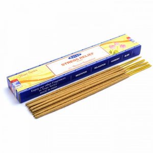 Satya Stress Relief Incense