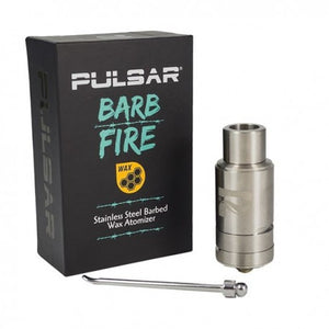 Pulsar Barb Fire Stainless Steel Barbed Wax Atomizer