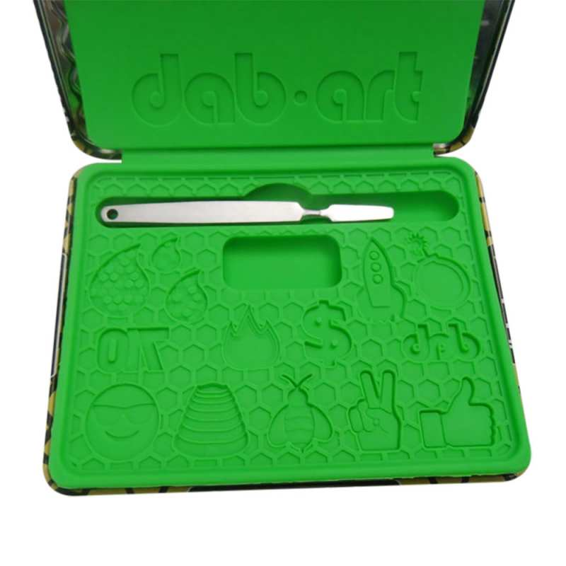Skilletools Dab Art Mold