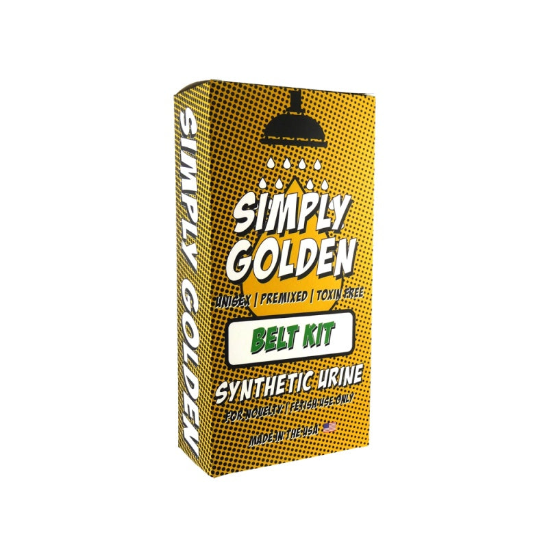 U-Test Simply Golden Belt Kit