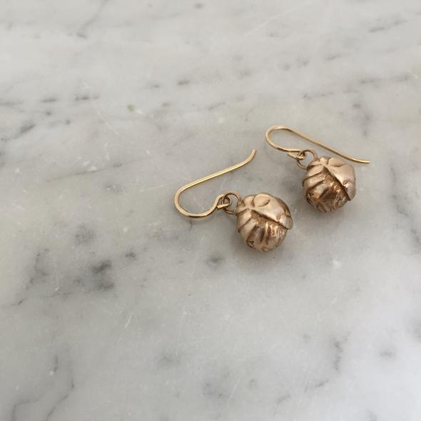 Mimosa Rollie Pollie Earrings | Mimosa Handcrafted | Wanderlust By Abby