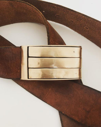 Mimosa Multi Tool Belt Buckle
