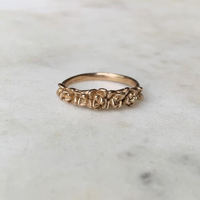 Mimosa Succulent Ring