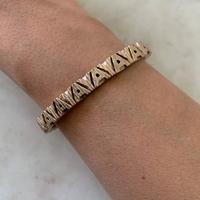 Mimosa Handcrafted Yay Cuff | Mimosa Handcrafted | Wanderlust By Abby