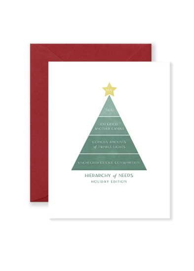 Hierarchy Holiday Card