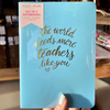 Best Teacher Ever Notebook Bundle