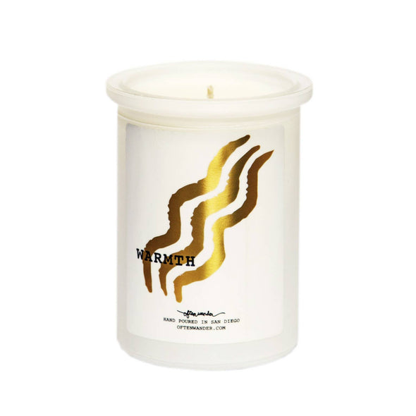Often Wander Warmth Candle