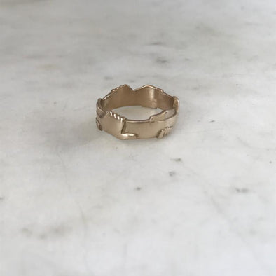 Mimosa One Human Family Ring | Mimosa Handcrafted | Wanderlust By Abby