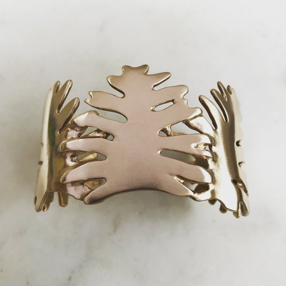 Mimosa Philodendron Cuff