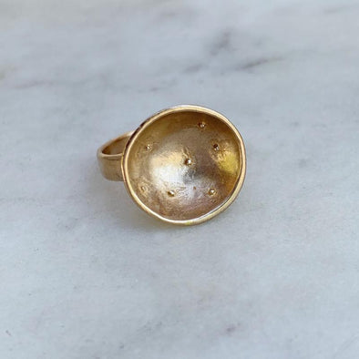 Mimosa Stargazer Ring | Mimosa Handcrafted | Wanderlust By Abby